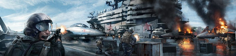 Project Zomboid's Concept Art Also Blows Up Aircraft Carriers