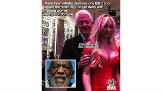 Anatomy of a Right-Wing Bill Clinton Meme