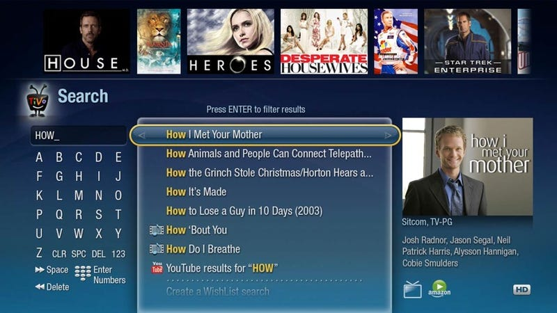 TiVo Search is The Future of TiVo
