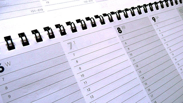 Keep At Least One Day of the Week Clear of Any To-Dos