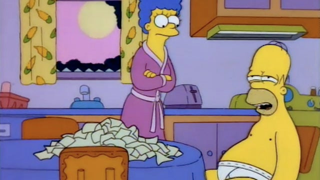 Mmm ... Favorite Recipes From The Simpsons