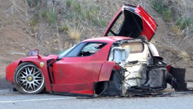 The Ten Most Insane Car Crashes Anyone's Walked Away From