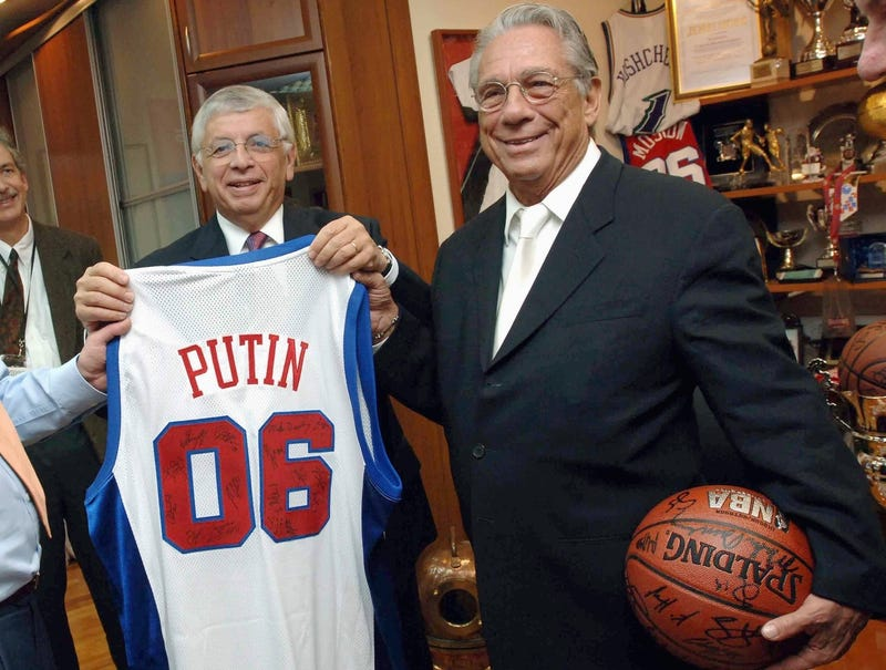 SI Publishes Disturbing Donald Sterling Anecdote It Spiked 14 Years Ago