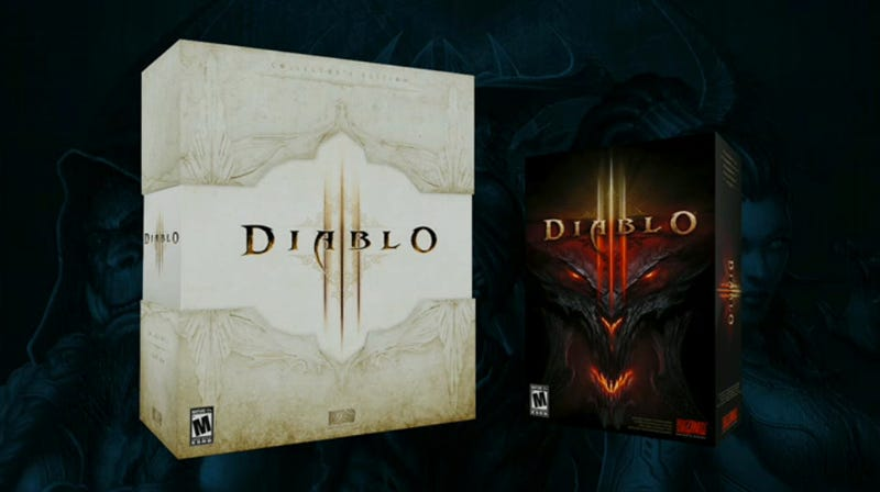 The Ultimate Edition of Diablo III Is Stuffed, Probably Expensive
