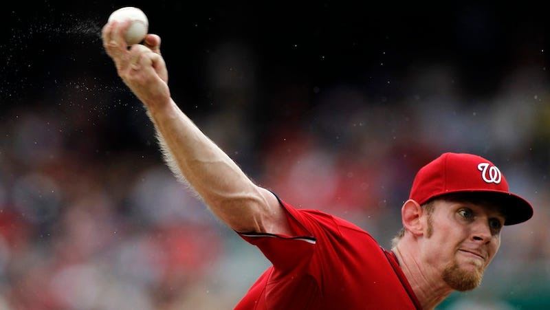 Mike Rizzo Says You People With Opinions On Stephen Strasburg Only Know 10 Percent Of The Story