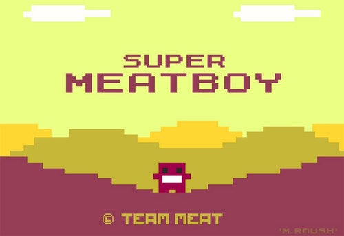 Super Meat Boy Celebrates Christmas Tomorrow With Launch Sale