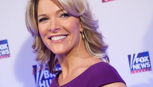 Megyn Kelly Bravely Stands Up For Megyn Kelly's Rights