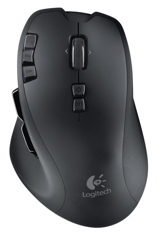 Logitech G700 Gaming Mouse Has 13 Buttons for People Still Addicted to WoW