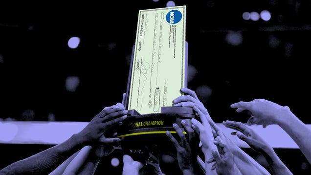 the debate over whether or not to pay collegiate athletes The collegiate athletes  as coaches have continued to be paid more over the past years, the debate to pay  the issue of whether to pay college athletes is.