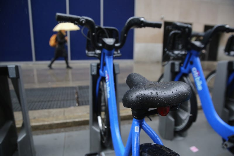 Citibike Thief Caught After Poorly Disguising Bike, Not Covering Logo