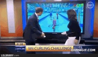 This Is Why Curling Is The Most Entertaining Sport...