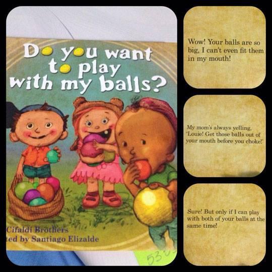 Children's books?