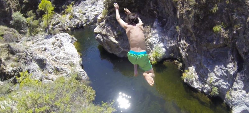 How To Jump Off A Cliff Like A Pro