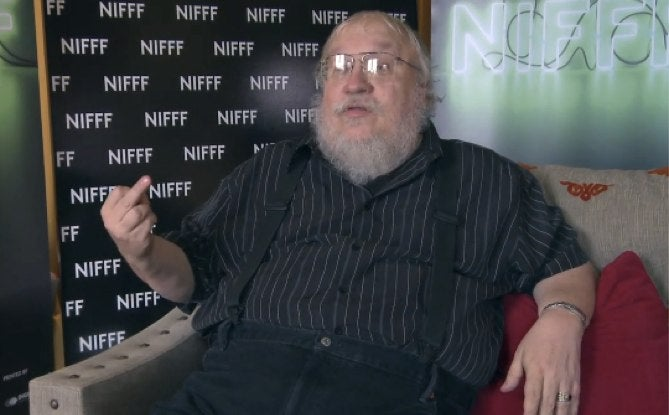 George R.R. Martin: Fuck You If You Think I Won't Finish the Series