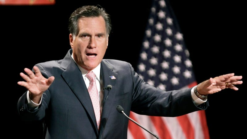 Not Even Mitt Romney Knows What He Thinks About Abortion