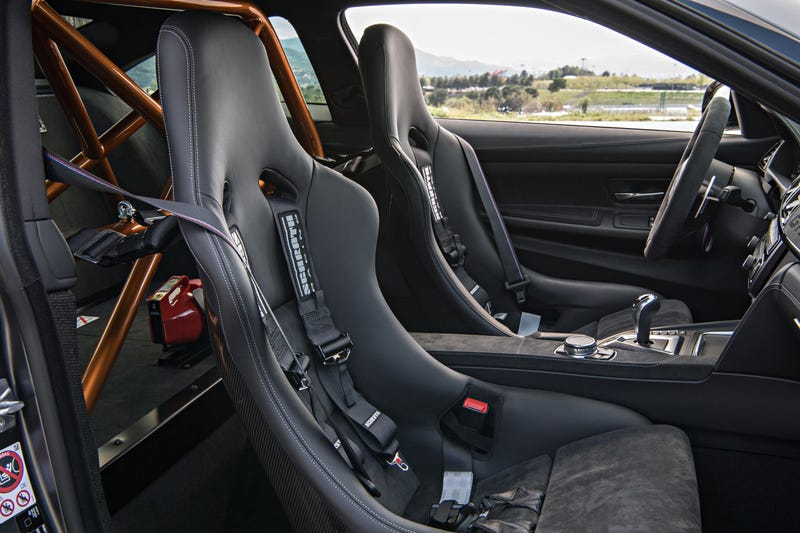 Which BMW Performance Car Had The Best Interior?