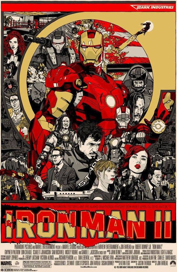Iron Man 2 Review: Where Does He Get Those Wonderful Toys?