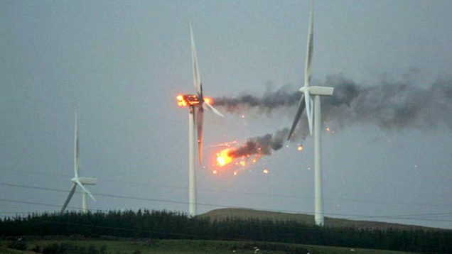 This Turbine Spun So Freaking Fast It Exploded