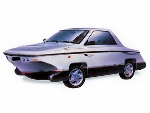 The Floating Car That Could Have Brought Isuzu Glory