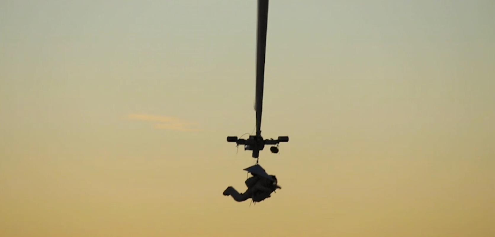 Old Rich Google Man Already Beat Felix Baumgartner's Space Jump Record