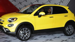 The 2016 Fiat 500X Does What Mini Never Did