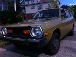 For $5,000, get an F in Datsun