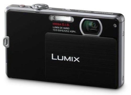 Latest Crop of Lumix Point-and-Shoots Arrives Next Month