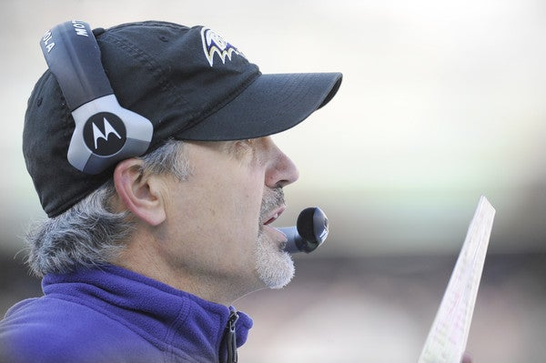 Ravens Defensive Coordinator Chuck Pagano Is The New Colts Head Coach