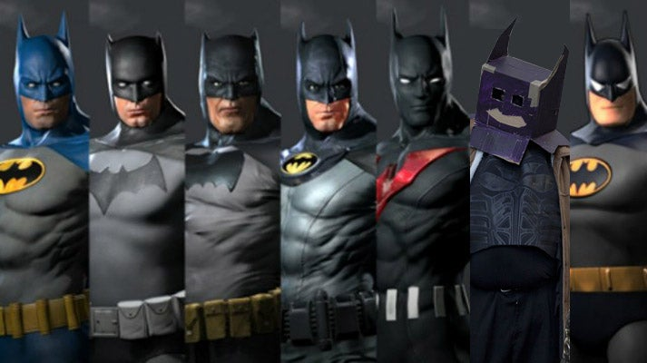 Gotham City 'Shoppers: The Winners
