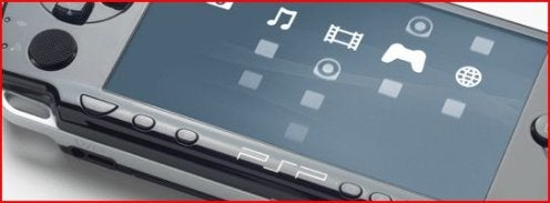Sony Announces New PSP Model