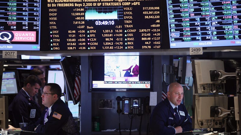 GM Shareholders Descend, Why This Economic News Should Scare You, And Tony Soprano Would Need A Transponder