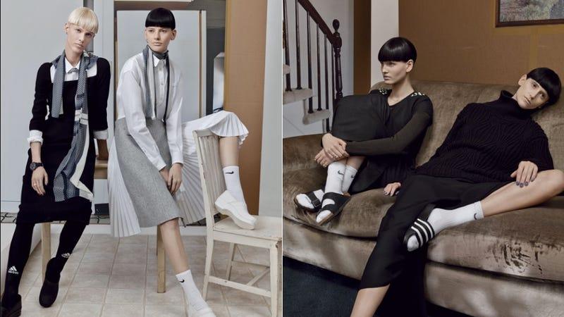 W Magazine's 'Normcore' Story Involved $356K Worth of Designer Clothes