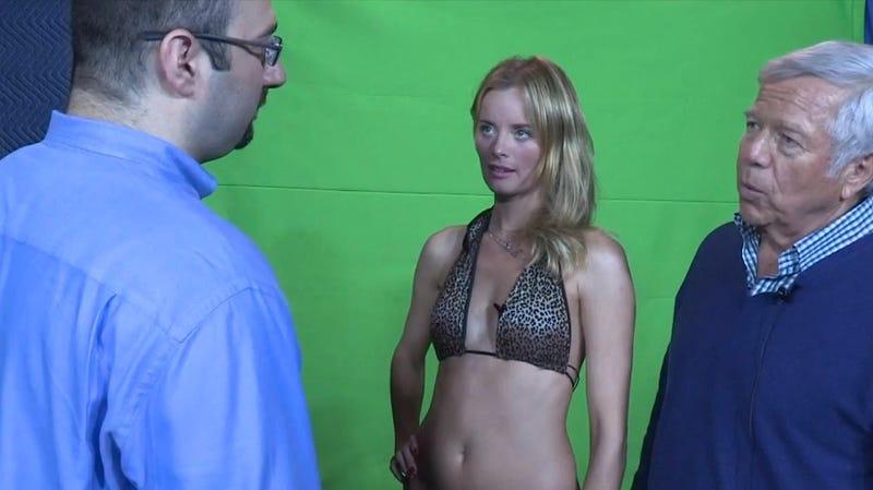 An Actor Explains Just How Bizarre Bob Kraft's Casting Video Was