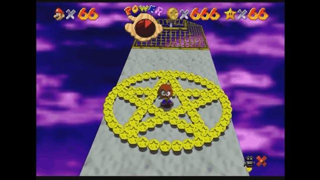 The Super Mario 64 Goomba Nobody Has Ever Killed