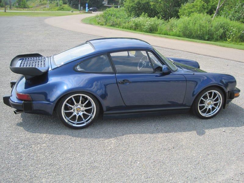 Small Block Porsche up on ebay ...