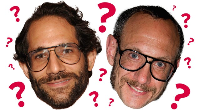 Are Dov Charney and Terry Richardson The Same Person? Almost!