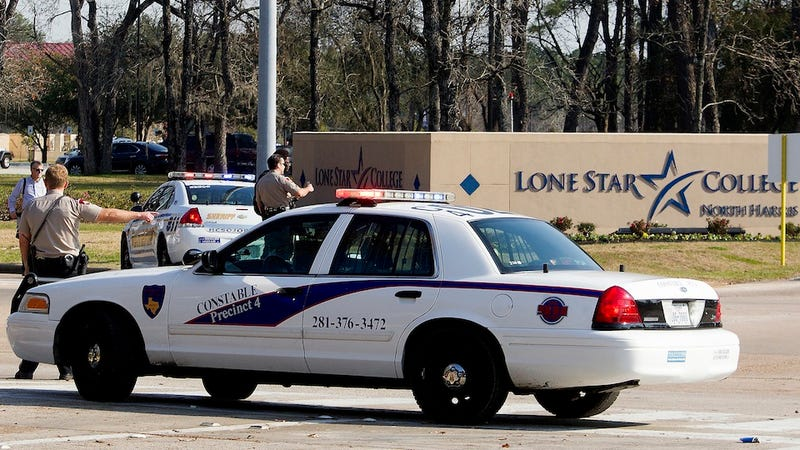 Twelve Wounded in Texas Community College Stabbing, Suspect Detained