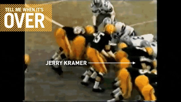How My Career Ended: I Threw The Most Famous Block In NFL History But Couldn't Open A Hole In My Contract