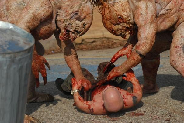 More Beasts For Your Buck In Feast 2: Sloppy Seconds