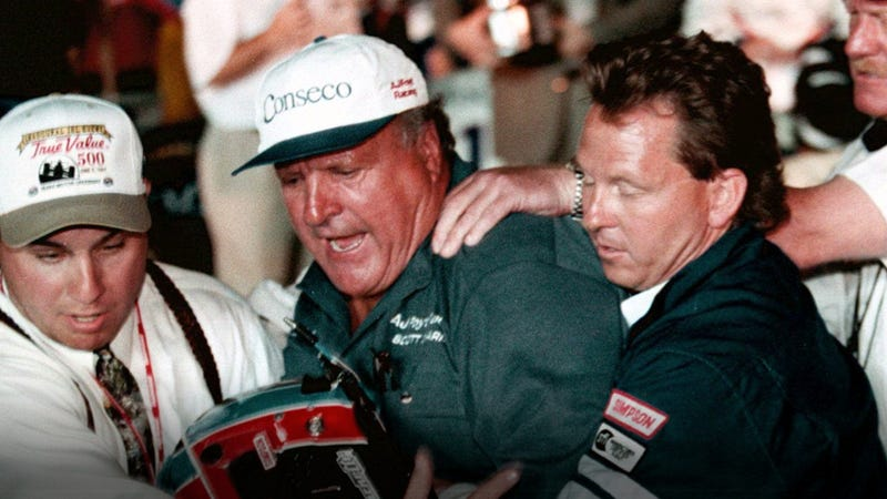 The Ten Biggest Dicks In Motor Racing History