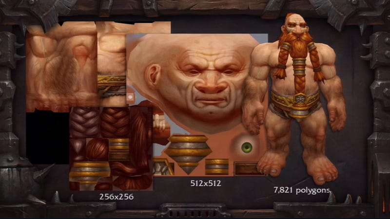 Say Hello to World of Warcraft's Shiny New Character Models [Update]