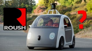 Roush Is Helping Build Google's Self-Driving Car