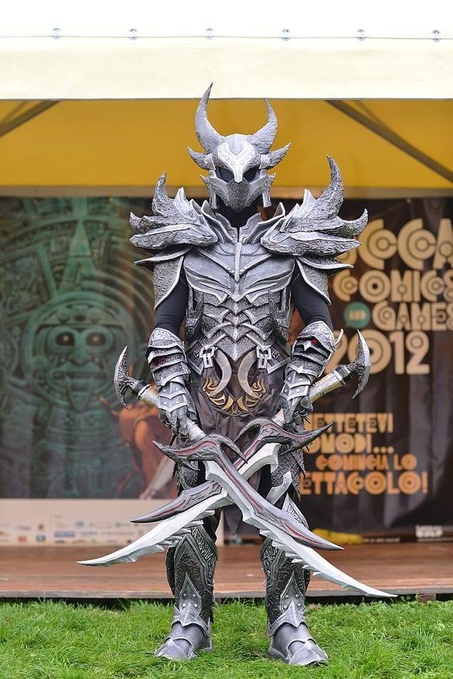 Daedric Armor Skyrim s Daedric Armour
