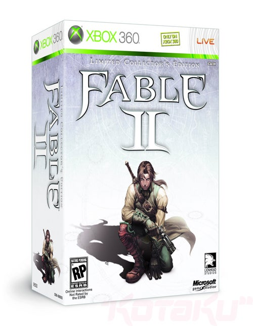 Behold, The Fable 2 Collector's Edition