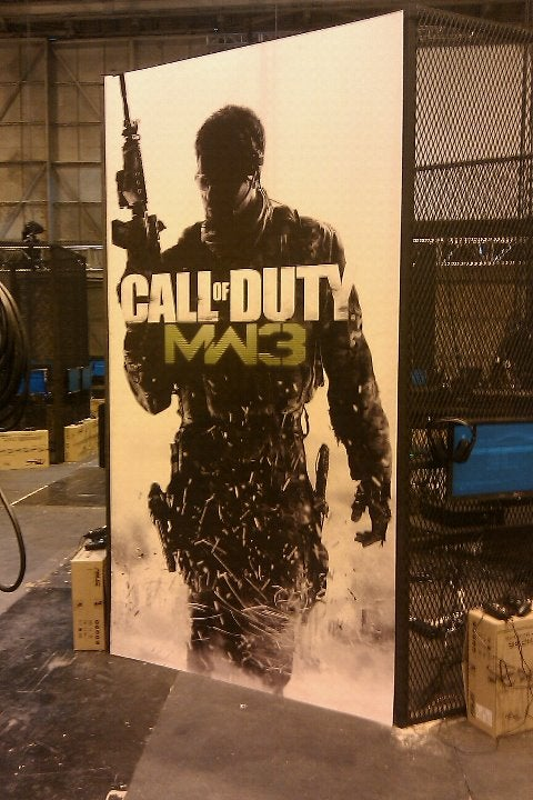 The First Look at the Call of Duty Convention