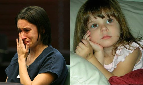 Creepy Mom Casey Anthony Tried To Give Missing Caylee Up For Adoption