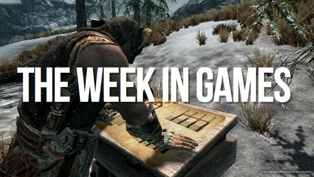 The Week in Games: Take the Day Off