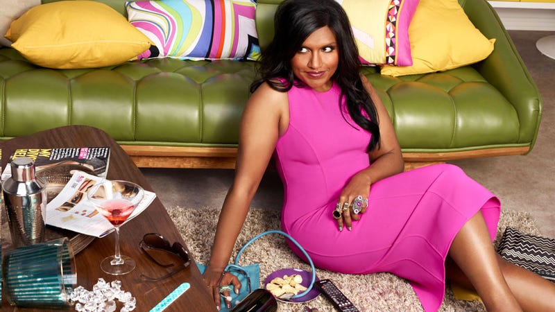 Mindy Kaling Is the Human Equivalent of a Retweeted Compliment
