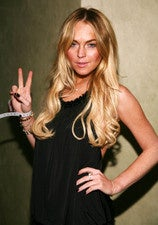 Is Lindsay Lohan Back On The Drugs?