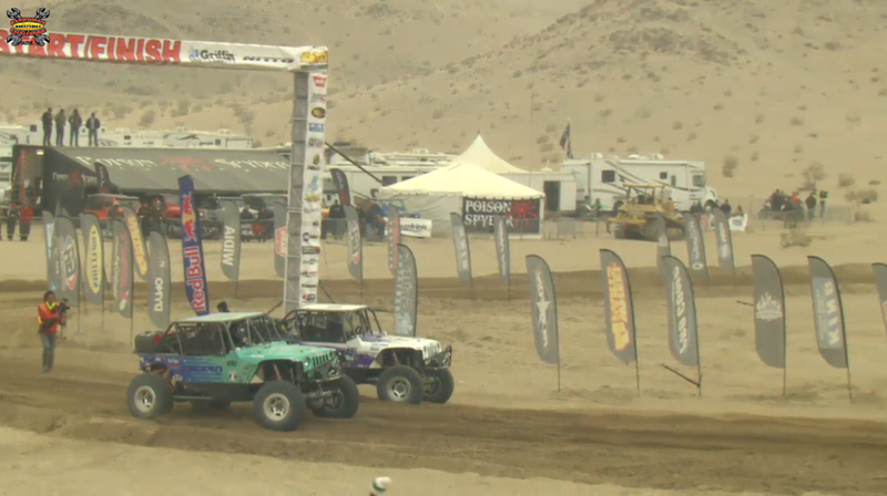 Watch King of the Hammers - LIVE!